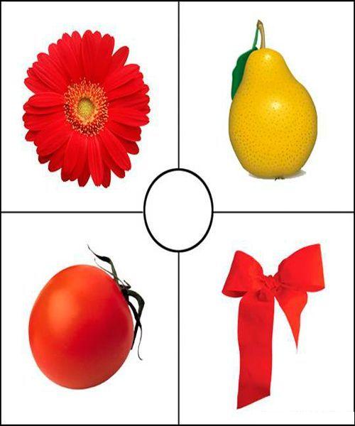 Карточки и задания для изучения цветов