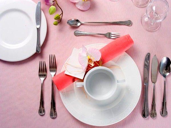 Идеи сервировки стола