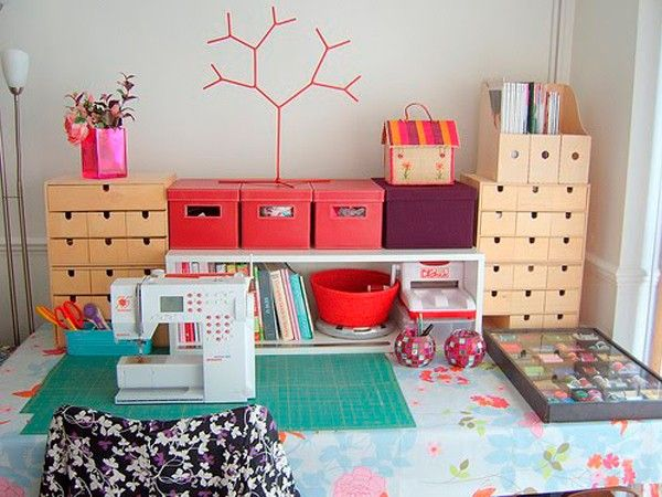 Идеи хранения вещей в доме