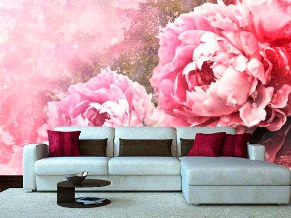Цветы в интерьере, идеи.