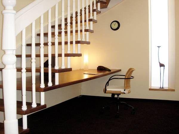 Лестница в интерьере, идеи.