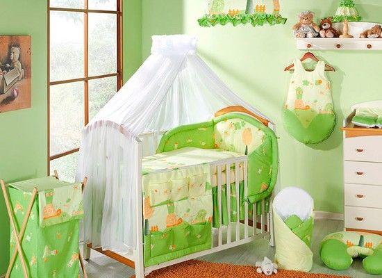 Кроватка с балдахином для новорожденного своими руками 45