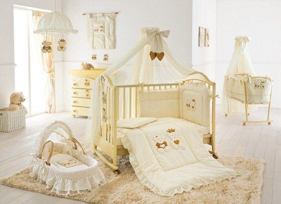 Балдахины для детских кроваток, идеи.