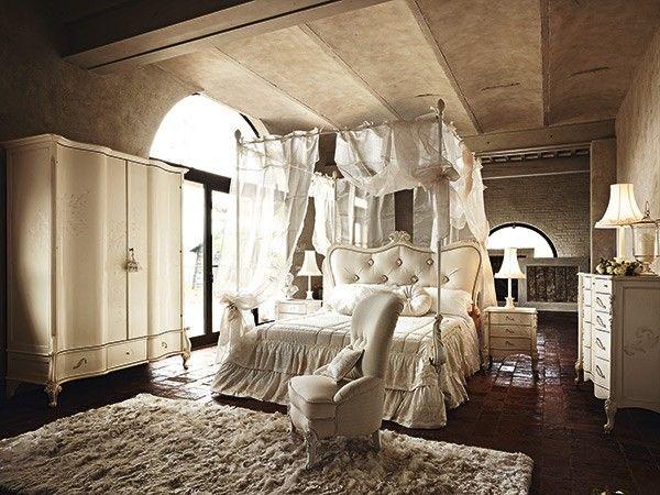 Кровать с балдахином, идеи.