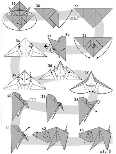 Origami Pig Diagram 2302380 Airhumidifierfo