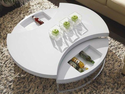Стол-трансформер для гостиной