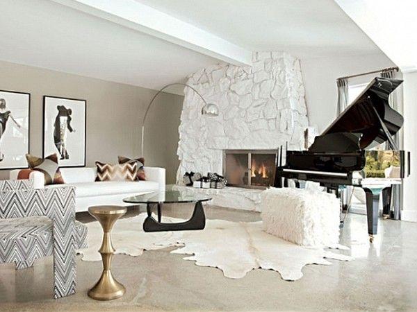 Идеи интерьера с фортепиано