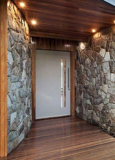 Дизайн входной двери