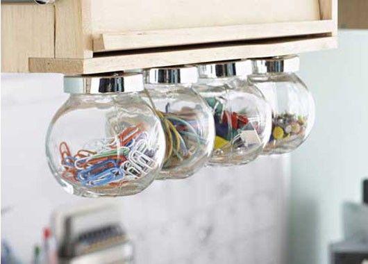 Что сделать из стеклянных банок