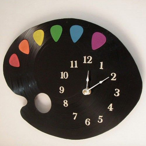 Оригинальные настенные часы