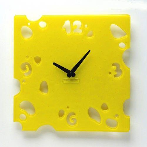 Часы настенные для кухни
