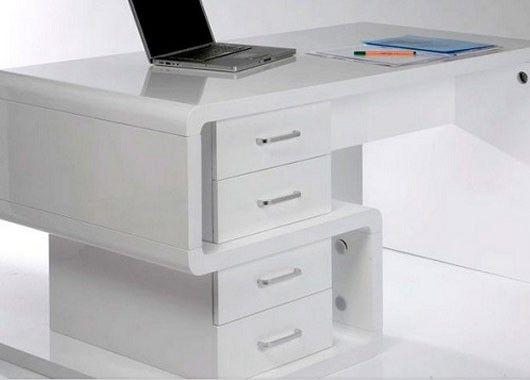 Компьютерный стол с ящиками