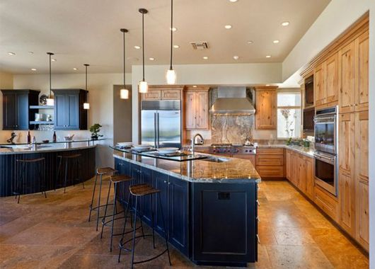 Керамическая плитка для кухни на пол