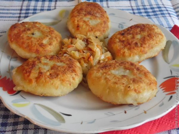 Картофельные пирожки