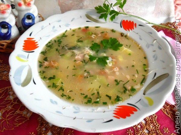 яичный суп с колбасой рецепты с фото