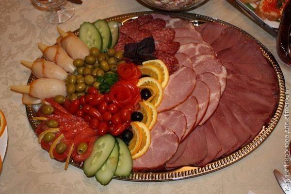 Питание беременной, или Праздничный стол на новый лад