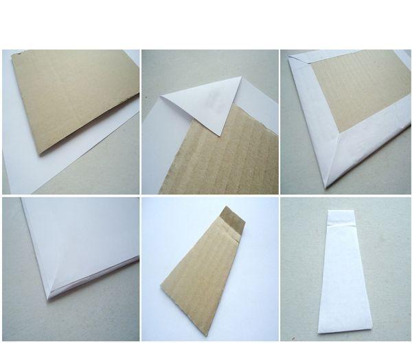 Первым делом сделаем основу для рамочки. Для этого возьмем толстый картон и обклеим его белой офисной бумагой. Сначала приклеиваем одну сторону, а потом с задней стороны сначала приклеиваем аккуратно уголки. После уголков приклеиваем оставшиеся стороны бумаги.
