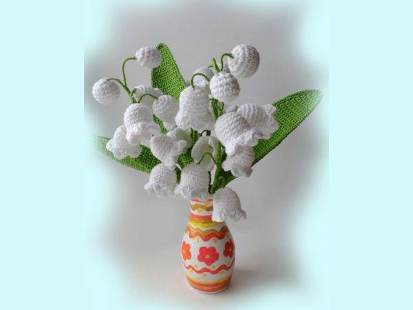 Цветы, вязанные крючком — 23 схемы