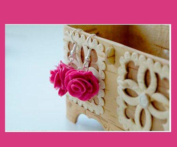 Для этого мастер-класса мы  будем использовать: пластику розового цвета, лак, пины и швензы, зубочистки, лезвие.