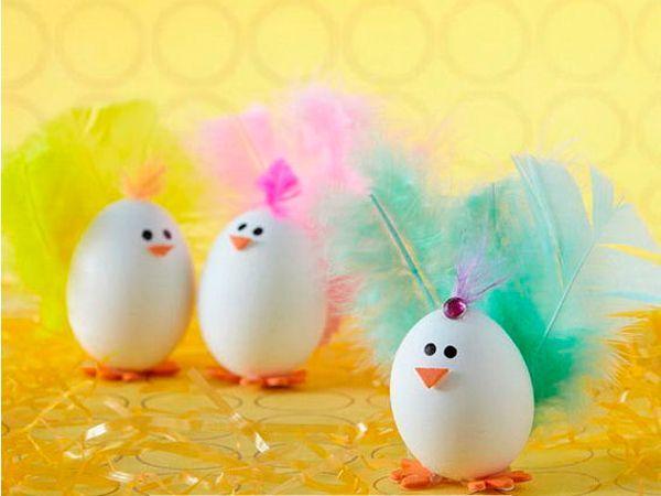 Поделки из яичной скорлупы — 25 идей