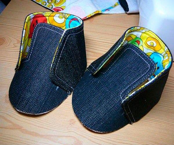 Поделки из джинса, мастер-классы.