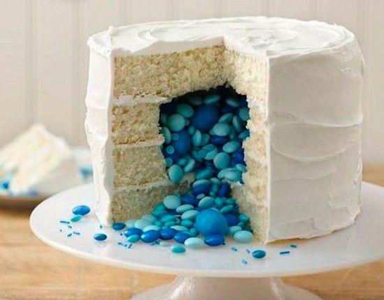 Креативные десерты, идеи.