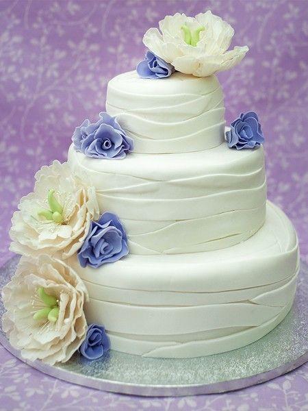 Свадебные торты, идеи.