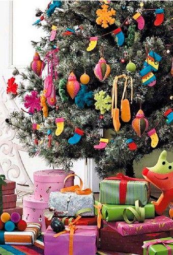 Как нарядить елку