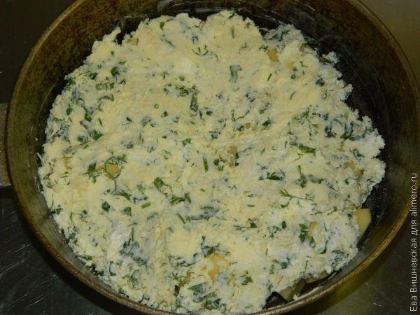 картофель рецепт