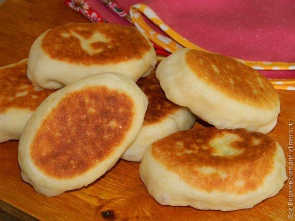 Тесто на пирожки на кислом молоке рецепты