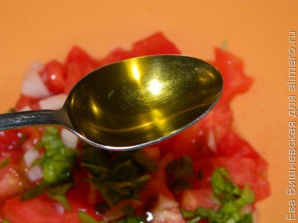Коктейль из помидоров