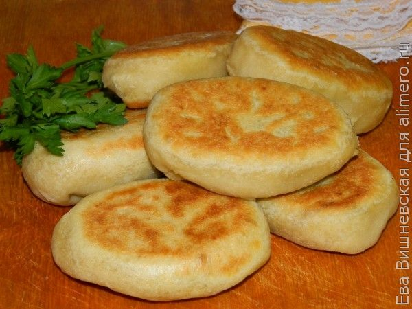 Пирожки с мясом рецепты с фото