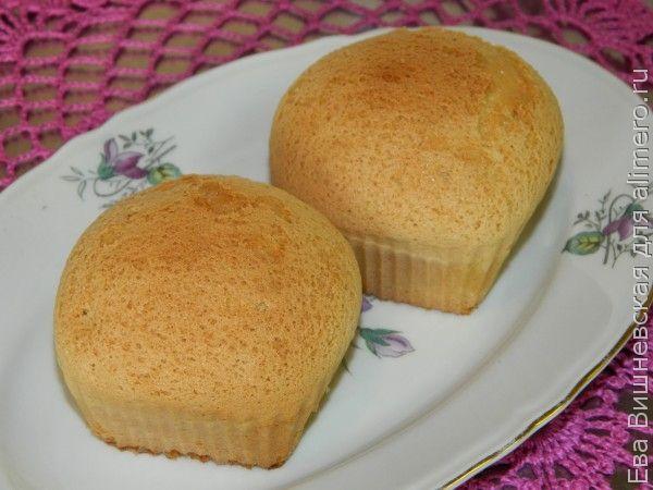 Бисквитные кексы