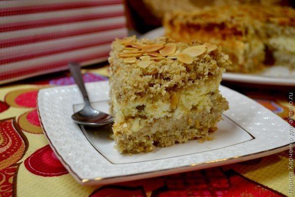 Пирог с яблочной начинкой рецепт с фото