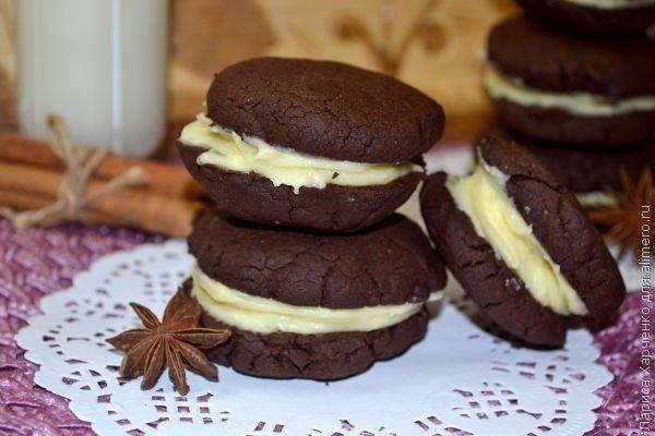 рецепт печенья орео