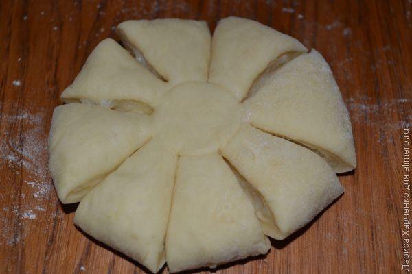 рецепт пирожков
