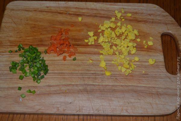 рецепт пасхального салата