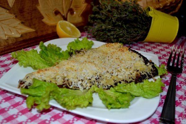 рецепт запеченной рыбы