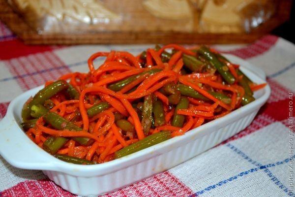 Салат из рыбных консервов сайры
