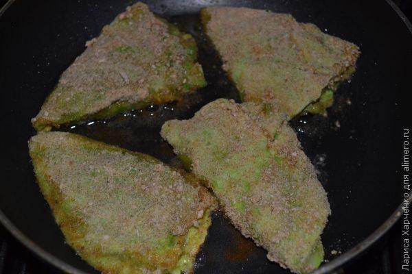 капустные блинчики