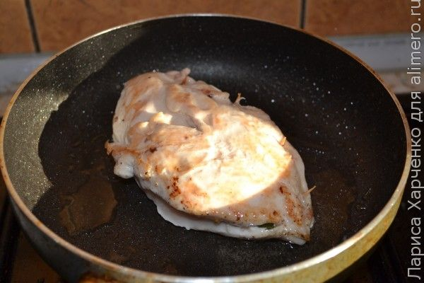 рецепт приготовления куриного филе