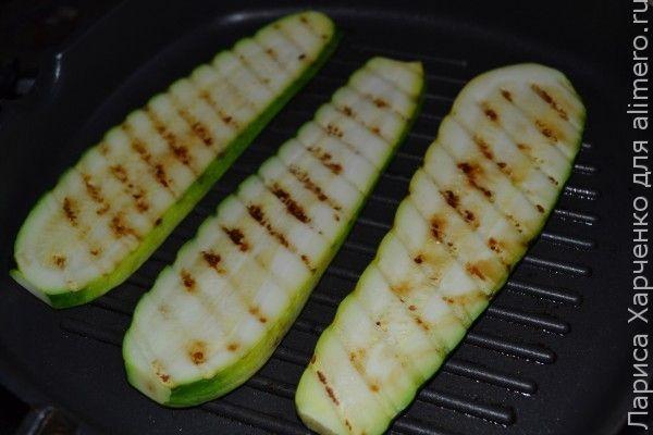 шашлычки из овощей