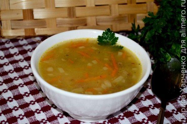 рецепт супа пюре из лесных грибов
