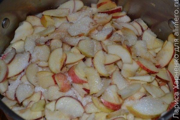 яблочный сыр