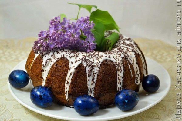 пасхальный кекс