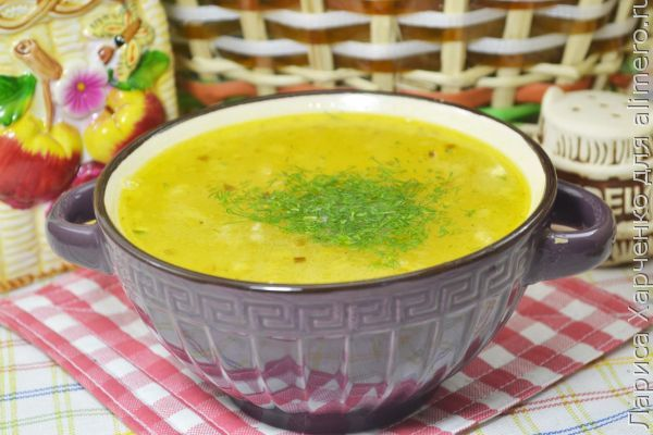 Суп (более 100 рецептов с фото) - рецепты с фотографиями ...