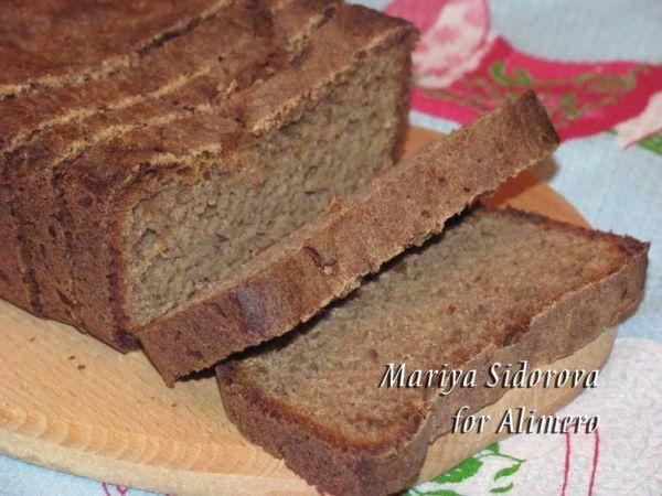 ржаной хлеб на изюме рецепт