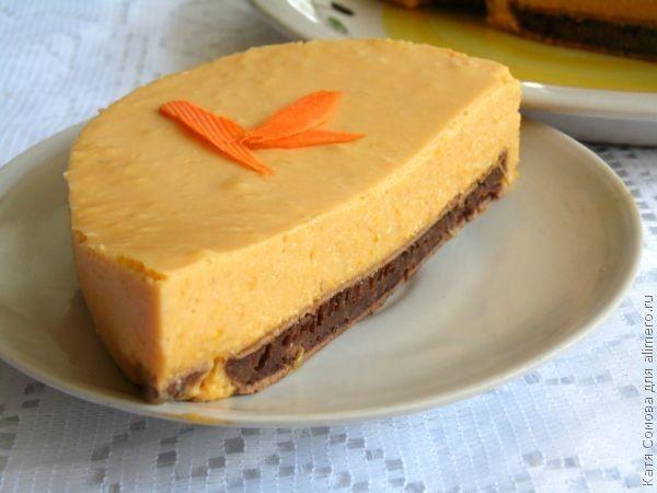 Десерт без выпечки