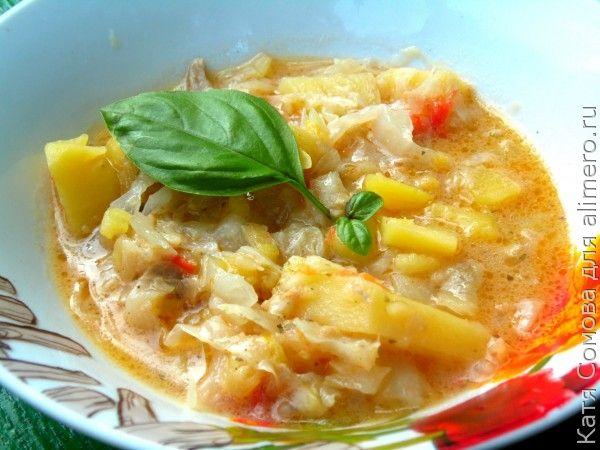 Суп-рагу рецепт