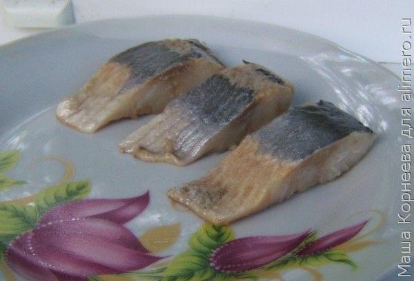 рыбная паста